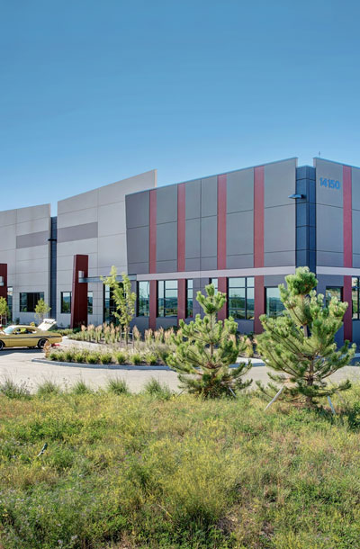 Centennial Leasing And Sales >> Industrial Projects - Confluent Development